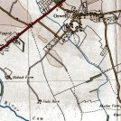 Photo:Orwell footpaths map 1936