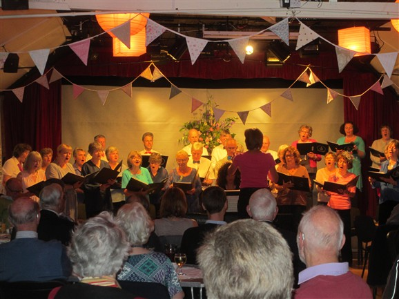 Photo: Illustrative image for the 'The Orwell Singers' Summer Concert' page