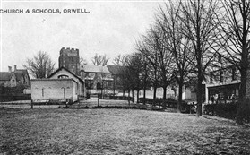Photo:Orwell Board School