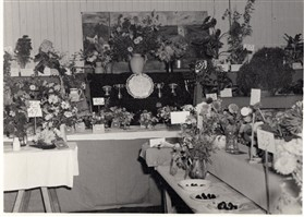 Photo:Orwell Show 1971, staged in the village hall