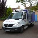 Page link: A selection of Vehicles collecting and delivering in 2010