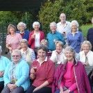 Photo:WI Golfers and partners at Whaddon Golf Club, June 2013