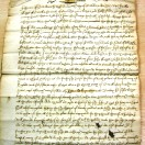 Page link: Will of William Griggs 1646.