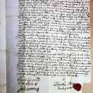 Page link: Will of Christopher Adams 1685