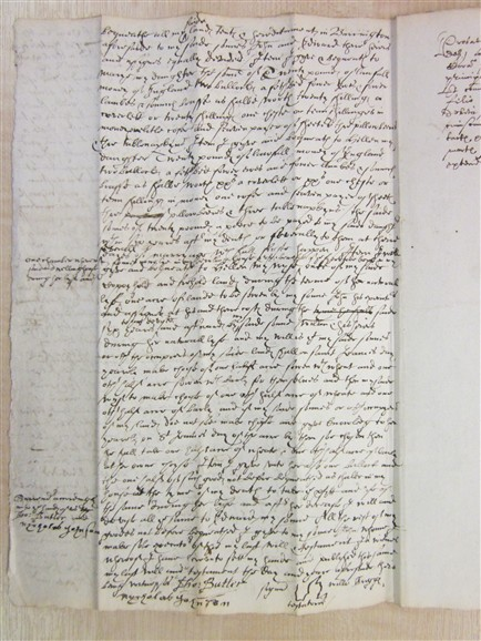 Photo: Illustrative image for the 'Will of William Griggs 1613' page