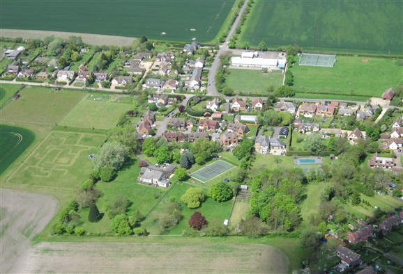 Photo:Aerial view 2012