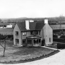 Photo:The two photos above show the farmhouse in the 1960s