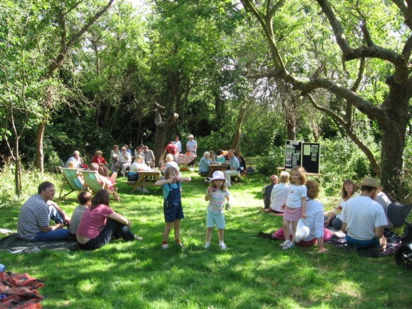 Photo: Illustrative image for the 'Chapel Orchard 10th Anniversary Picnic' page